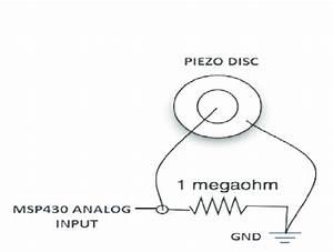 Piezo Knock Sensor