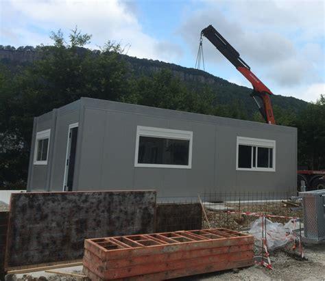 bureaux modulaires construction de bureaux modulaires pour gedimat vialleix