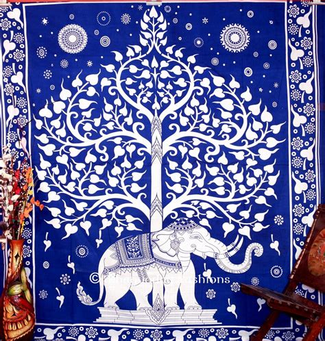 tree  life tapestry  decor  home