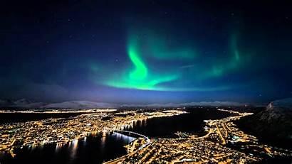 Northern Lights Under