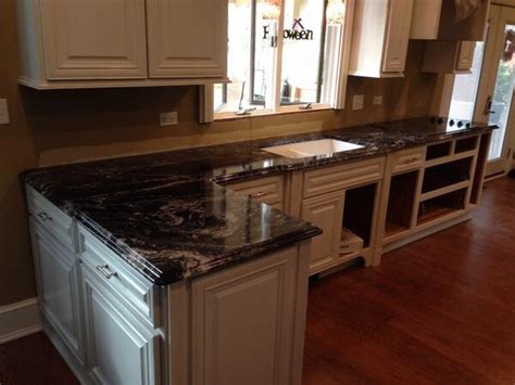 all marble on quot silver wave granite countertops