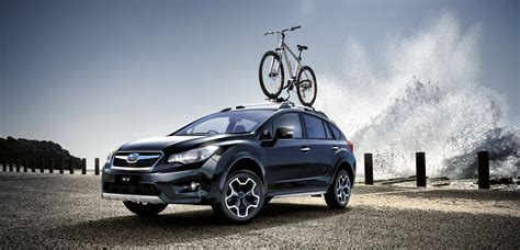 subaru xv black limited edition expands local suv