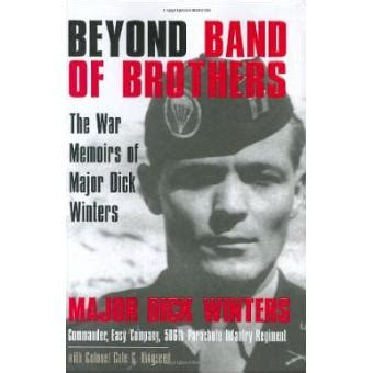 band  brothers relie dick winters achat