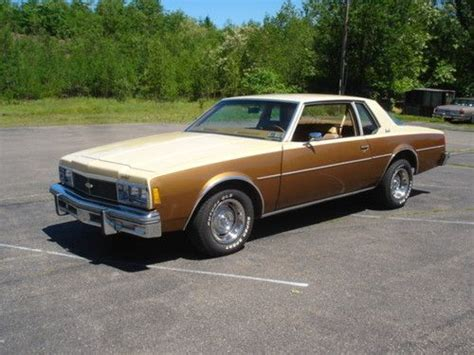 2 door caprice for purchase used 1979 chevrolet impala sport coupe 2 door 56k