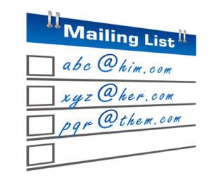 What Type Of Mailing List Do I Need?  Direct Marketing