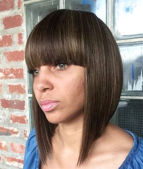 Sew In Bobs Hairstyles by 20 Endearing Sew In Hairstyles