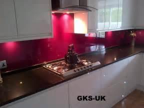 how to install subway tile backsplash kitchen glass kitchen splashbacks uk
