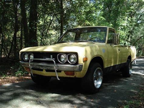 1973 Datsun Truck by 1973 Datsun 1 Possible Trade 100220294 Custom