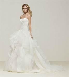 Robe Mariage 2018 : photo robe de mari e pronovias 2018 mod le draliana ~ Melissatoandfro.com Idées de Décoration