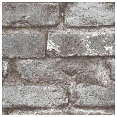 buy loft brickwork taupe fd fd grey brick effect