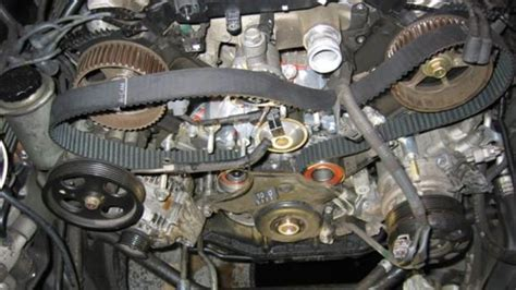 change  timing belt   lexus ls