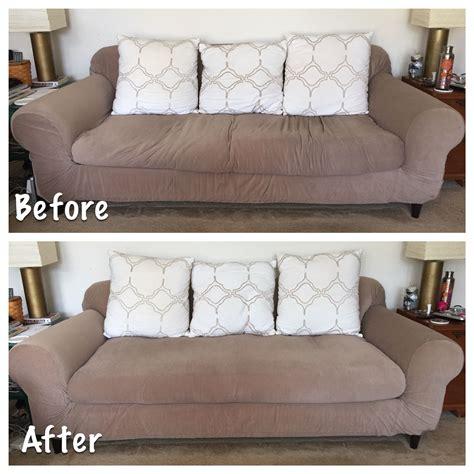 Restuffing Sofa Cushions Baci Living Room