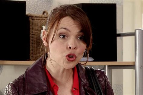 Coronation Street spoilers: Kate Ford teases grisly end ...