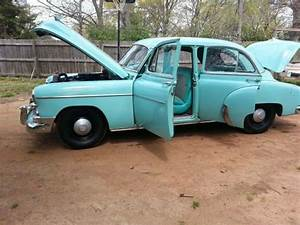 Classic 1950 Chevy Styleline Deluxe For Sale In Griffin