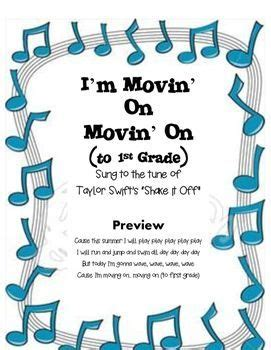 kindergarten graduation song quot movin on quot to s 780 | ffe6f3165077aff2623f0b91b175a9fa