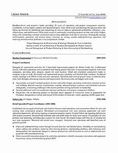 Project Specialist Sample Resume  Sample Records Management Resume Download Sample Security