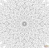 Coloring Mosaic Patterns Pages Popular Nib sketch template