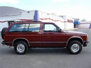 1994 Chevrolet S-10 Blazer - Pictures