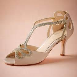 wedding shoes 2 inch heel blush low heel wedding shoes hollow out peep toe bridal sandals for buckle 3 wrapped heel
