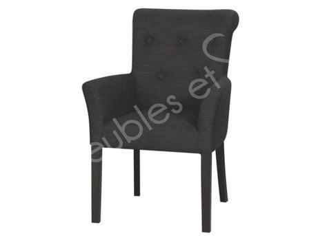 chaise fauteuil salle manger table rabattable cuisine chaises noir et blanc