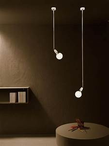 Micro Recessed Lights Tiges Ceiling Suspended Lights From Vesoi Architonic