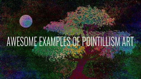 awesome pointillism art examples ai  premium