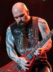 Kerry King Photos Photos - The Big 4 - Metallica. Slayer ...