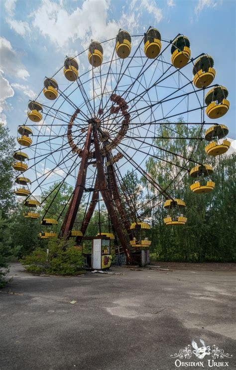 pripyat amusement park chernobyl obsidian urbex