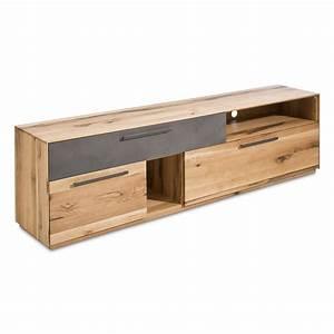 Lowboard Tv Holz : tv lowboard rodna eiche holz online kaufen bei woonio ~ Orissabook.com Haus und Dekorationen