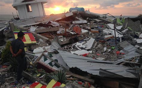 tremblement de terre en 201 quateur tprf envoie de l aide