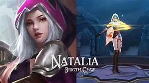 Ultimate Natalia Guide Insane Burst Damage 2018 Mobile