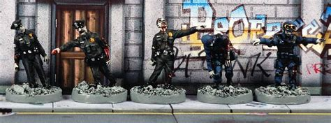 cold war zombies miniatures undead vampifan