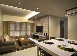 The Best Interior Design On Wall At Home Remodel HDB 4 Room Renovation At Punggol Walk