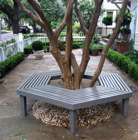 tree with bench bench around a tree the owner builder network
