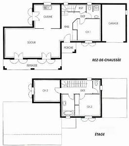 comment dessiner un plan de maison With comment dessiner un plan d appartement