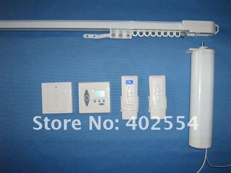 Motorized Curtain Tracks China by Popular Curtain Track Systems Buy Cheap Curtain Track