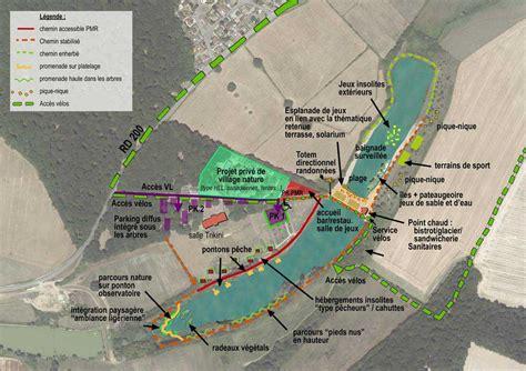 immobiliere 3f siege social aménagement des étangs de chevenon rocher paysagistes