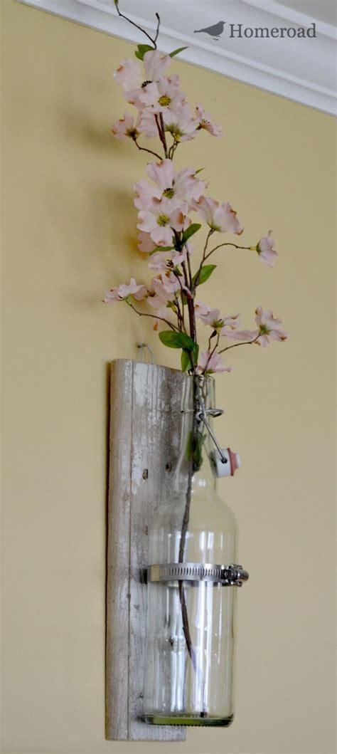 awesome hanging wall vases diycraftsguru
