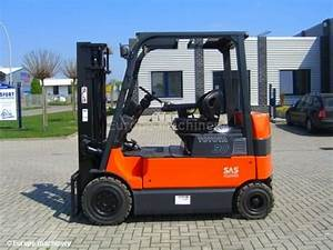 Used And New Electric Forklifts For Sale