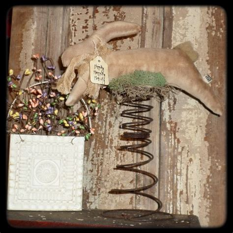primitive easter decorations to make primitives country primitive decor crows grubby grungy
