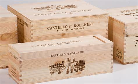 Produzione Cassette Legno by Produzione Cassette In Legno Toscana Tuscanbox It