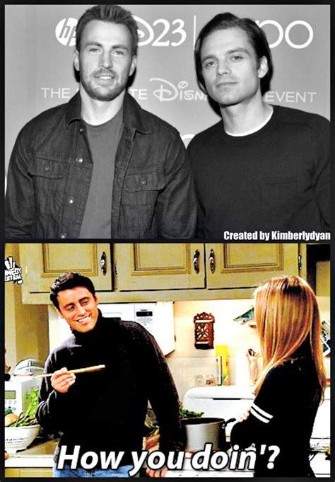 Sebastian Stan & Chris Evans created by Kimberlydyan ...
