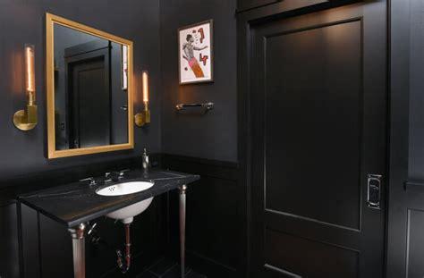 glamorous bathroom remodel  downtown des moines loft
