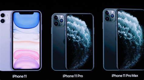 beda spesifikasi iphone pro pro max