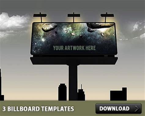 billboard psd templates