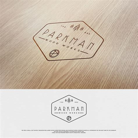 hipster logo  reclaimed wood furniture company