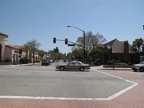 Claremont Village CA