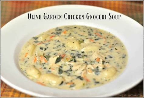 olive garden chicken and gnocchi soup olive garden chicken gnocchi soup the grateful cooks