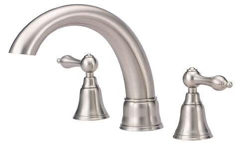 Brushed Nickel Tub Faucet by Danze D308840bnt Fairmont Tub Faucet Trim Kit