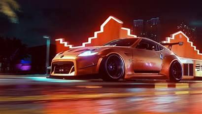 Heat Speed Need Nissan 370z 4k Wallpapers